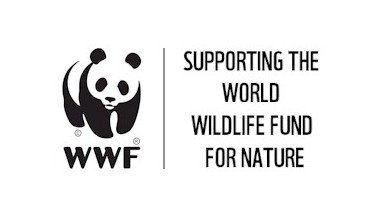 We support the WWF - The World Wildlife Fund for Nature